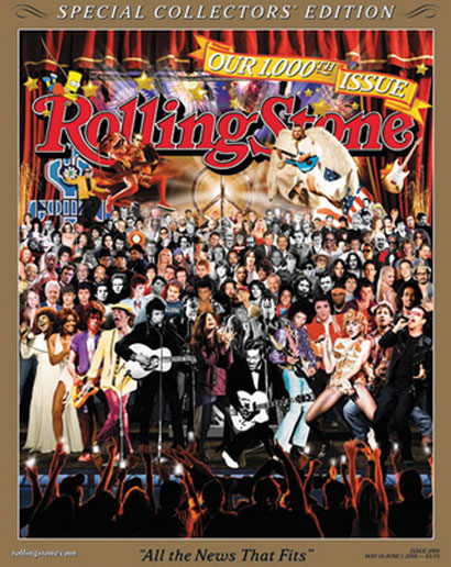 Rolling Stone issue 1,000