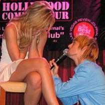 Aaron Carter propose to Kari Ann Peniche