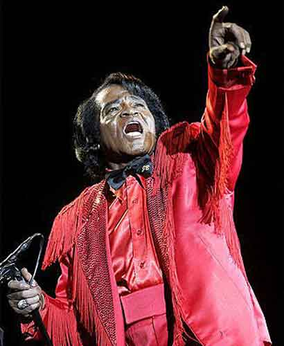 James Brown Dies