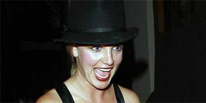 Britney Spears pantie 1
