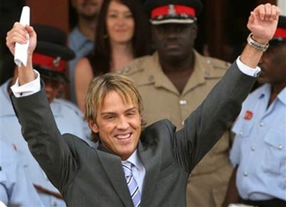 Larry Birkhead is the father