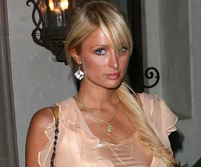 Paris Hilton looking good for prison