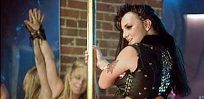Britney Spears video disaster