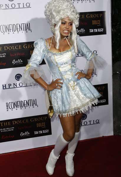 Christina Milian costume
