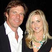 Kimberly Buffington Dennis Quaid with wife Kimberly Buffington