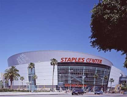 Staple Center